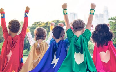 Your VUCA Leadership Superpower?